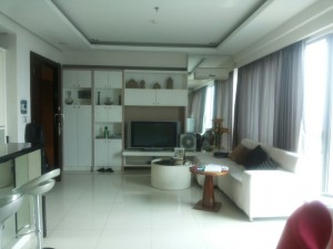 Kemang mansion : Living room